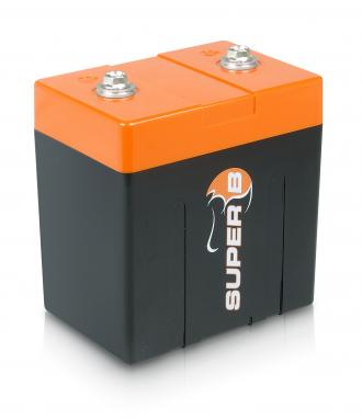 Batterie auto al litio Super B