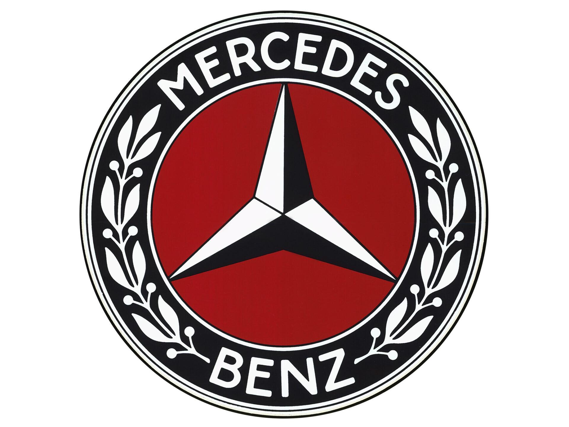 Mozzi volante Mercedes
