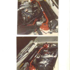 Barra duomi Ford Escort Xr3i - Rs Turbo (>'83