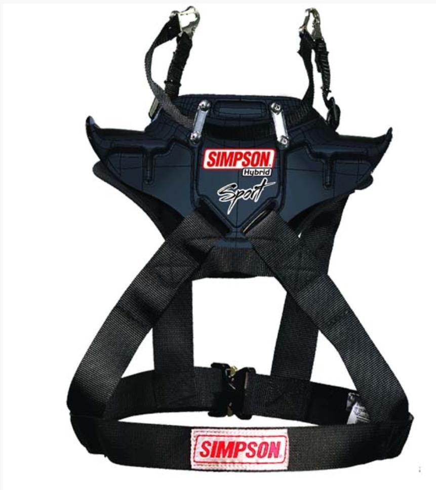 Collare Hybrid Sport Simpson