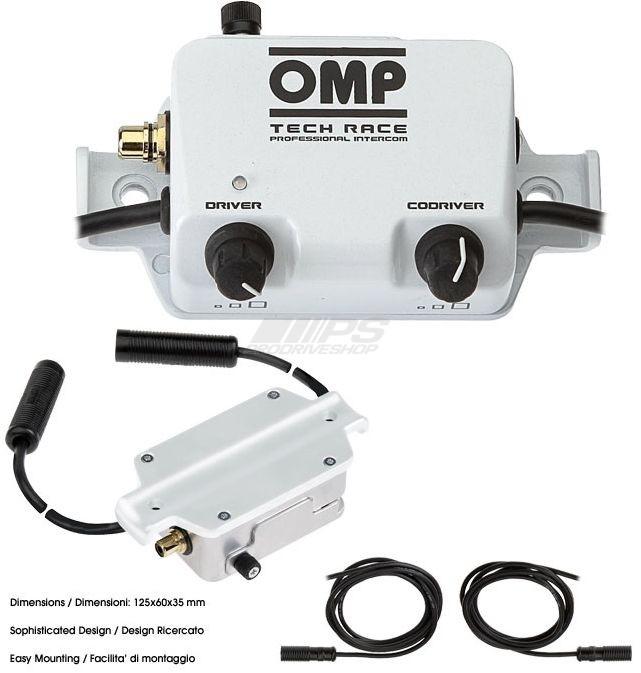 Centraline interfono Omp