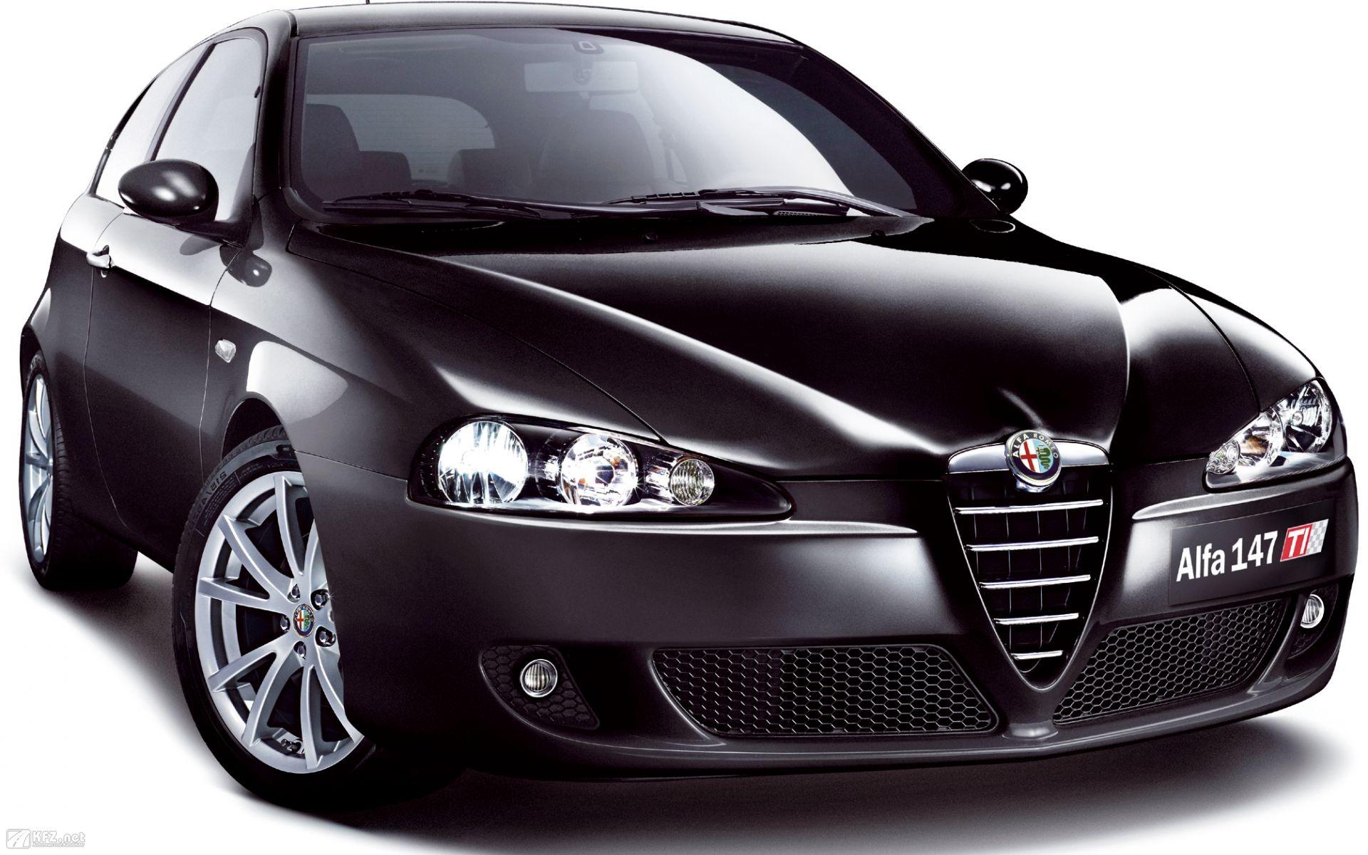 Freni pattini Alfa Romeo 147