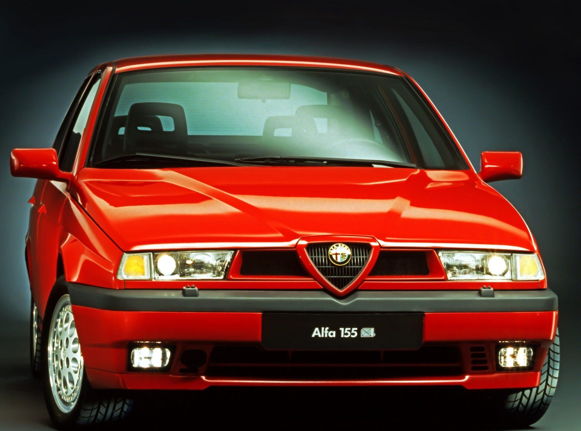 Freni pattini Alfa Romeo 155