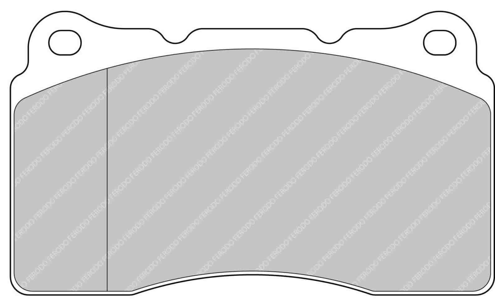Ferodo Racing Alfa Romeo 156 3.2 GTA - 3.2 Sportwagon GTA (>'03)