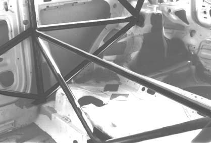Roll Bar Seat Cordoba (>'93