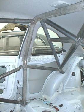 Roll Bar Daewoo Lanos 1.6 16V Sx
