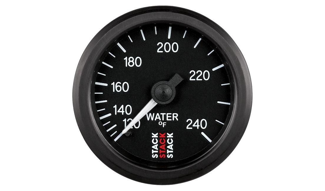 Analogico meccanico Temperatura Acqua (Scala 120 - 240°F)