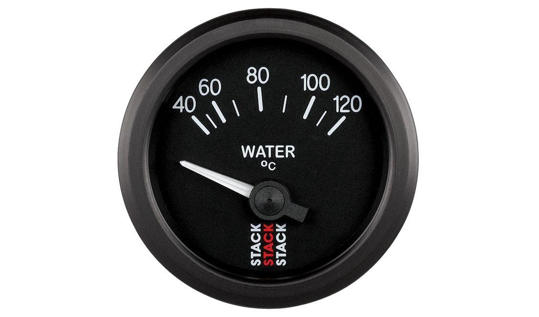 Analogico elettrico Temperatura Acqua (Scala 40 - 120°C)