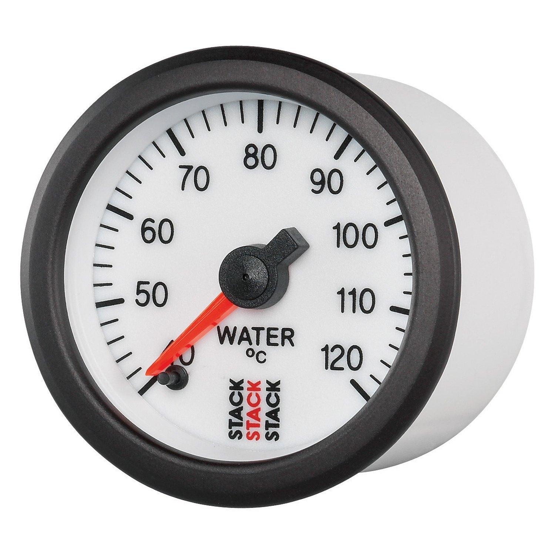 Passo-Passo Temperatura Acqua (Scala 40 - 120°C)