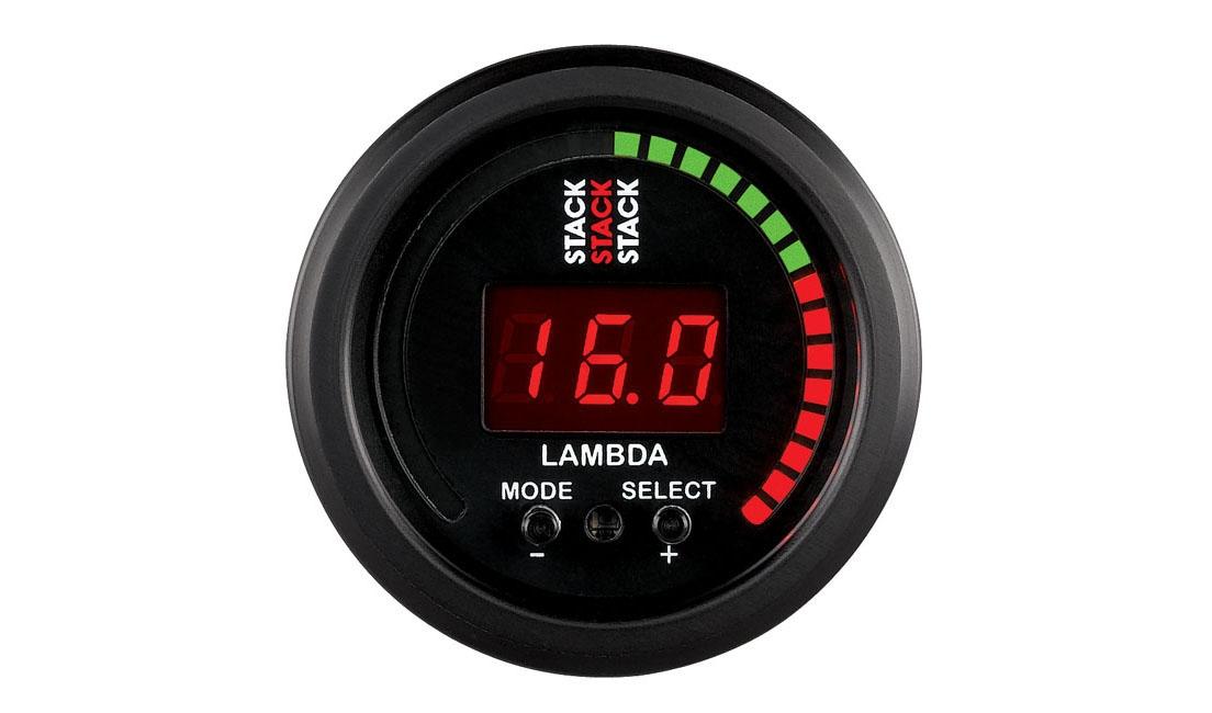 Lambda Air/Fuel