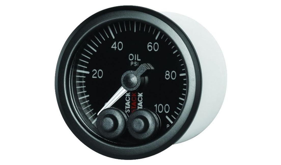 PROCONTROL Pressione Olio (Scala 0 - 100 psi)