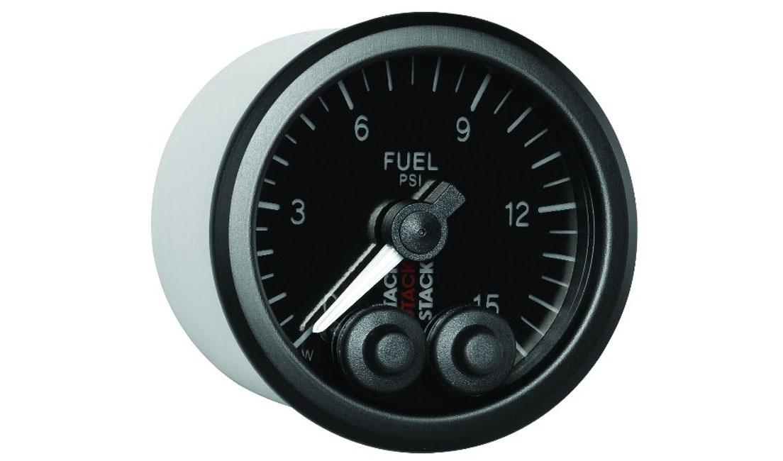 PROCONTROL Pressione Carburante (Scala 0 - 15 psi)