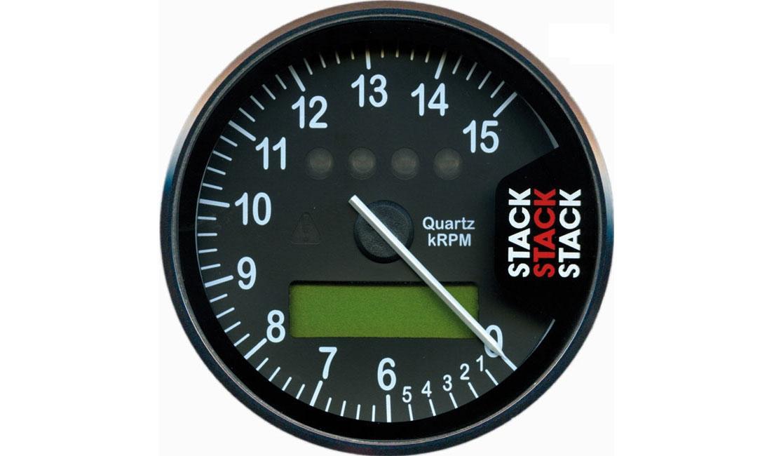 Contagiri multifunzione STREET RACE (Scala 0 - 6 - 15.000 rpm)