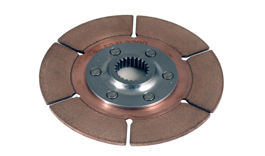 """Disco sinterizzato circolare (Ø140 mm - 10x7/8"""")"""