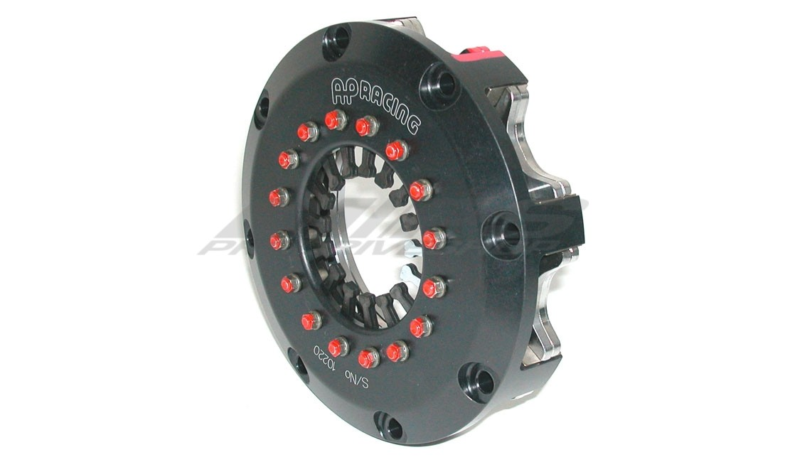 Kit frizione a 2 dischi sinterizzati 140 mm (dischi esclusi)