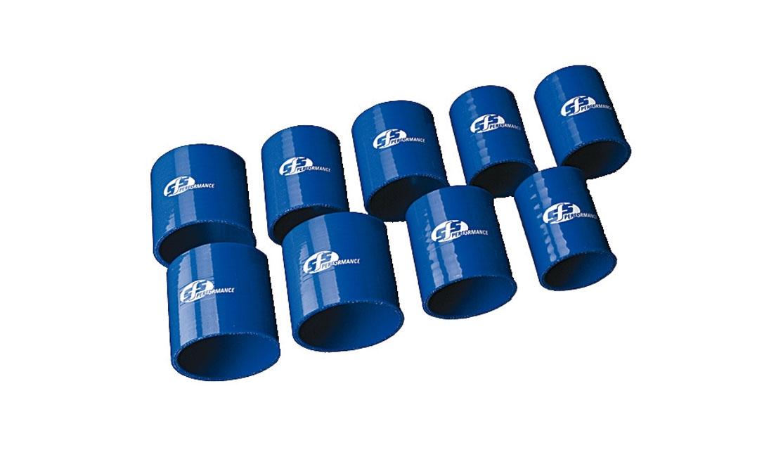 Manicotto silicone dritto (Diametro interno 25 mm / Spessore parete 4,5 mm)