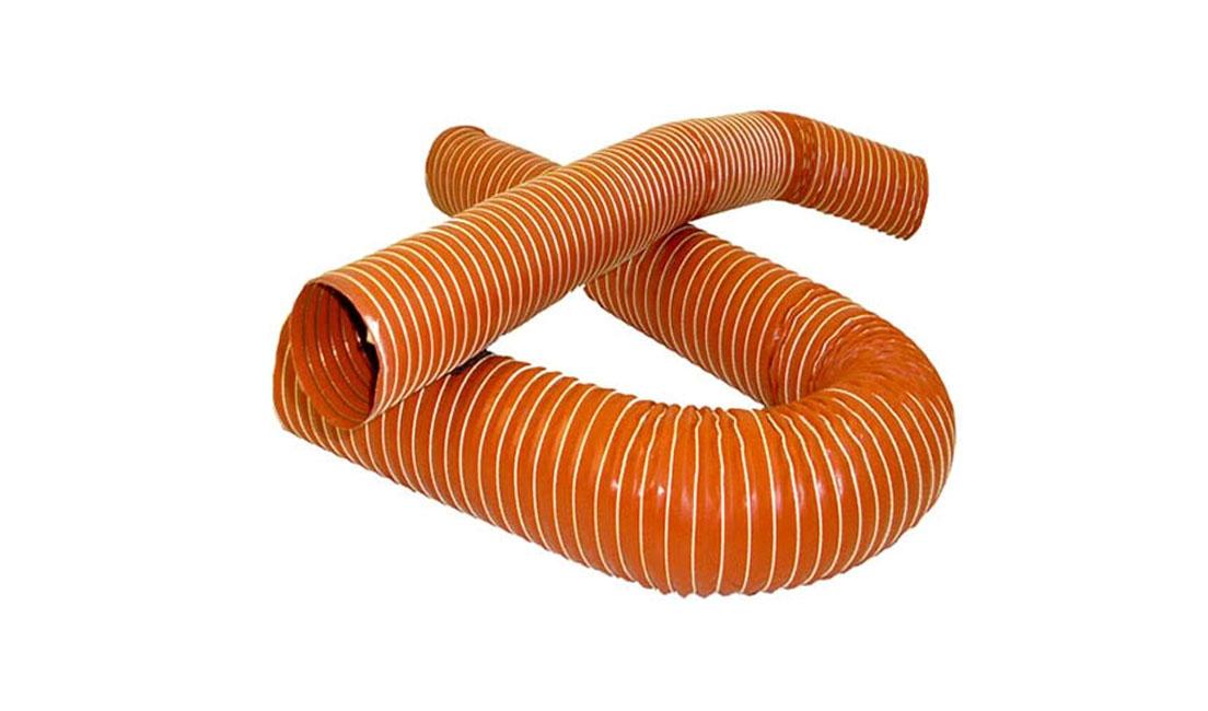 Tubo raffreddamento (Diametro interno 25 mm / 1 Strato / Colore Rosso)