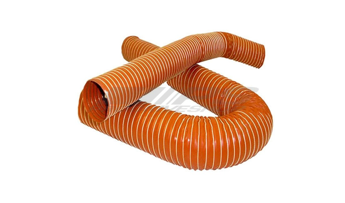 Tubo raffreddamento (Diametro interno 38 mm / 1 Strato / Colore Rosso)