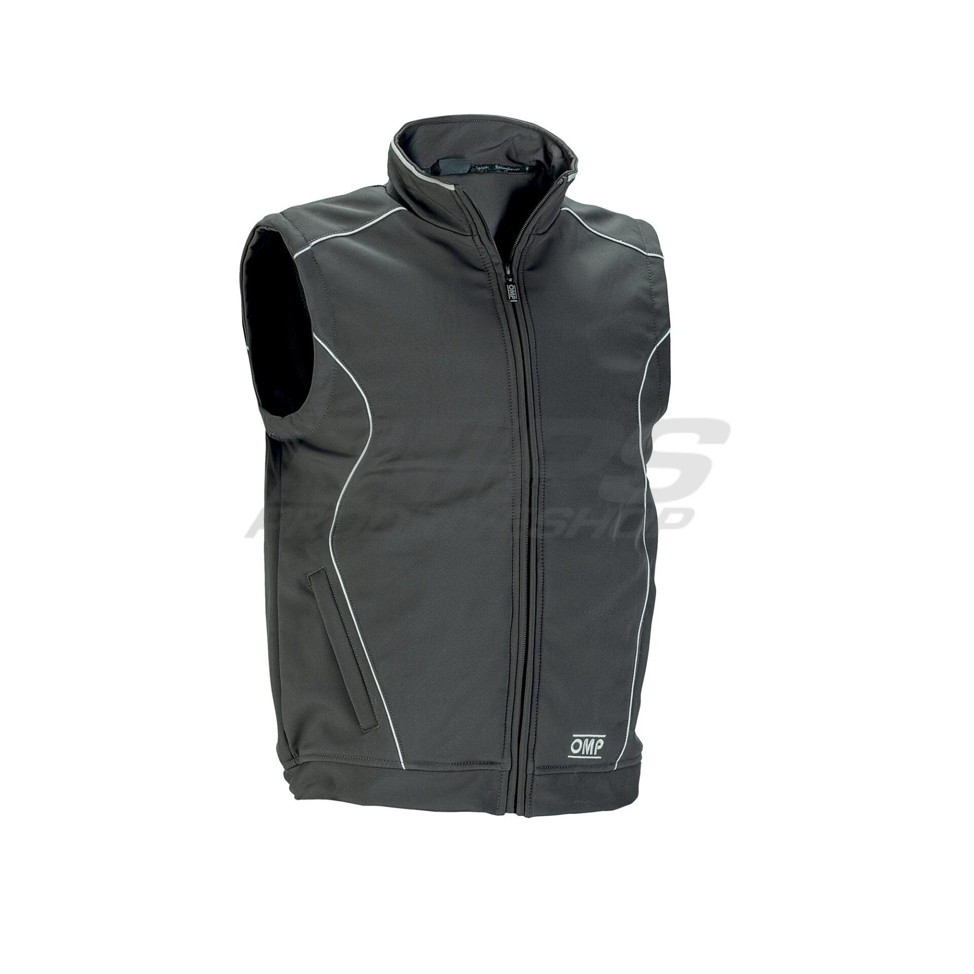 RACING SPIRIT SOFTSHELL - MANICHE CORTE