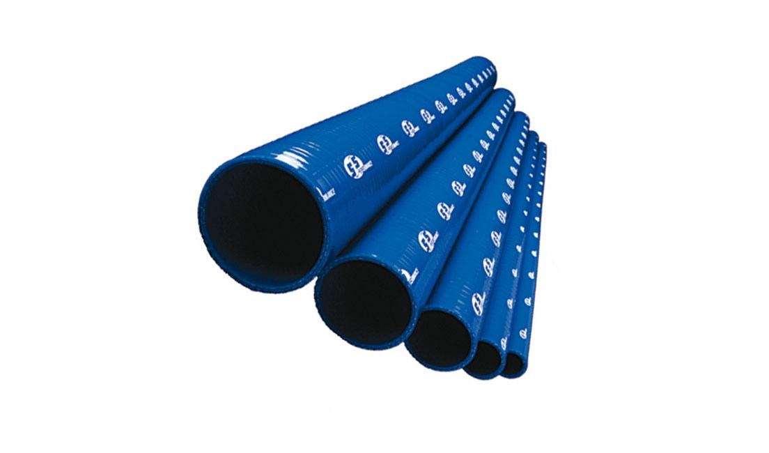 Tubo silicone dritto (Diametro interno 19 mm / Spessore parete 4,5 mm)