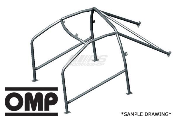 Roll Bar Mazda Mx5 2a Serie (>'98