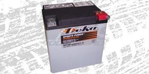 Batterie Deka super sport