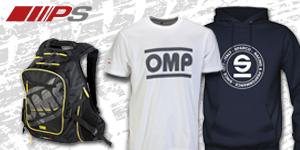 Sportwear Teamwear Omp Sabelt Sparco